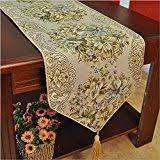 autumn harvest table linens embroidered autumn harvest leaves table linens runner co