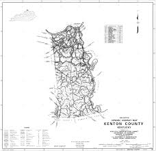 Kentucky Counties Map Kenton County Image Gallery Hcpr
