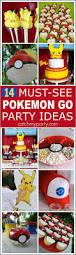 halloween birthday party games 14 must see pokemon go party ideas easy halloween treats