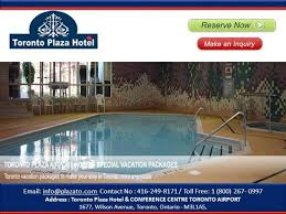 toronto vacation packages lodging accommodation toronto
