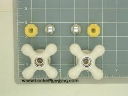 Eljer Toilet Tanks Eljer V3988bg Cross Handles White Porcelain Per Pair Locke Plumbing