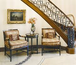 impressive entryway chairs decorating ideas gallery in staircase