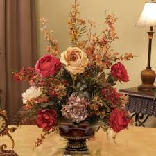 silk flower centerpieces burgundy gold silk arrangement ar217 155 silk flowers burgundy