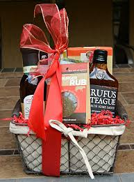 grilling gift basket treat your with popcorn and tasty barbecue items s