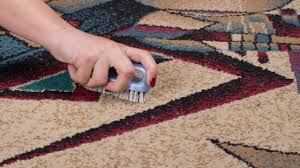 how to vacuum carpet how to clean a carpet without a vacuum cleaner youtube