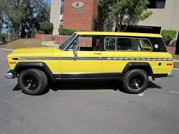 original jeep cherokee 1977 jeep cherokee chief for sale classiccars com cc 736277