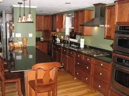 Kitchen Cherry Cabinets by Cherry Kitchen Cabinets With Countertops Kitchen Ideas