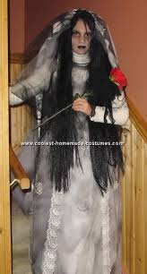 Corpse Bride Halloween Costumes Coolest Homemade Corpse Bride Costumes