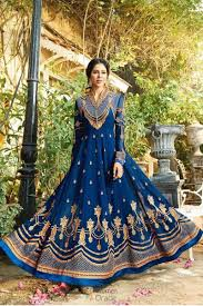 party wear gowns women oracle special anarkali stylish with embroidery work party