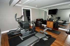 Home Gym Decorating Ideas Photos Cheap Home Gym Equipment Ideas U2013 Decorin