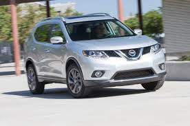 nissan rogue 2016 nissan rogue sl awd first test review