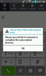 visual voicemail for android change phone voice mail button to stop going to verizon visual