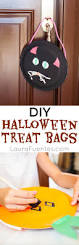 easy halloween crafts diy halloween treat bags laura fuentes