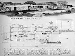 mid century home plans baby nursery mid century modern home floor plans mid century