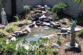 Corner Backyard Landscaping Ideas Natural Small Pond Ideas At Your Backyard U2013 Univind Com