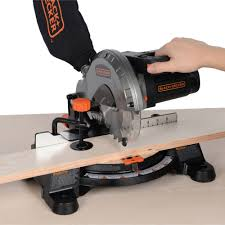 black u0026 decker m1850bd 9 amp 7 1 4 in compound miter saw