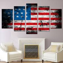 American Flag Home Decor Popular American Flag Art Buy Cheap American Flag Art Lots From