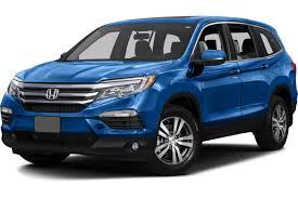 Honda Pilot 2003 Reviews 2016 Honda Pilot Overview Cars Com