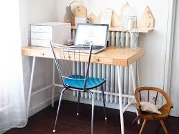 am駭ager un coin bureau dans un salon mon coin bureau malice et blabla