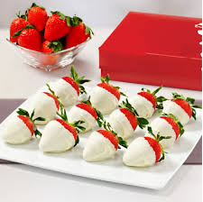 White Chocolate Covered Strawberries Fruit Bouquets Edible Arrangements
