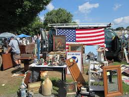 Flea Market Flags A Very Busy Week Izannah Walker Journal