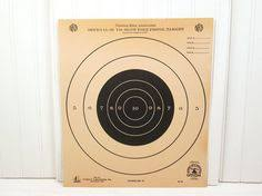 black friday shooting target vintage shooting targets official police silhouette homebody