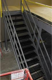 industrial steel mezzanines factory direct from arc force canada