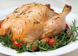 How Long Can Cooked Chicken Sit At Room Temperature - how do you know when the chicken is done the reluctant gourmet