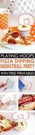 easy basketball pizza party i heart nap time