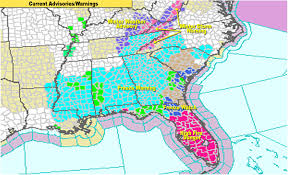 Weather Florida Map by Spring Break Weather Florida Will Be Improving After A Few Very