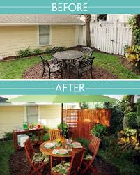 Backyard Space Ideas Stylish Backyard Ideas For Small Spaces Transform Your Space