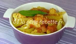comment cuisiner chou fleur chou fleur au fenouil et à la tomate recette entrée chou fleur