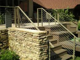 Handrailing Outdoor Hand Railing Ideas How To Select The Best Outdoor Stair
