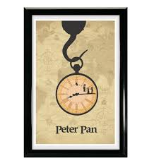 peter pan 11x17 movie poster peter pan poster print beautiful