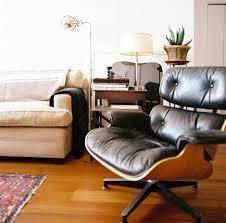 recliner ideas eames style recliner mesmerizing comfortable eames