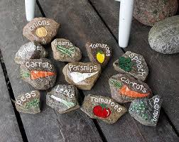 Vegetable Garden Labels by The 25 Best Garden Markers Ideas On Pinterest Garden Ideas