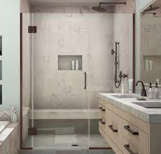 Shower Doors Atlanta Semi Frameless Shower Doors U0026 Tub Surrounds Ga