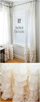 Diy Cheap Curtains 20 And Easy Diy Curtain Ideas To Dress Up Your Windows