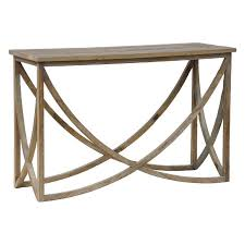 Upcycled Console Table Interlude Home Mathis Brown Console Table