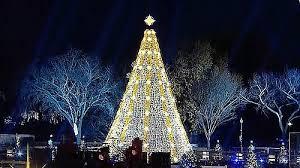 national christmas tree lighting 2016 life in the carolinas usa national christmas tree lightning of 2016