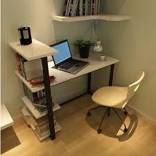 bureau petit iron bois ordinateur bureau petit bureau simplicité
