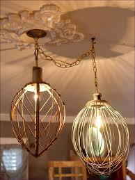 interiors outdoor wrought iron chandelier lighting distressed