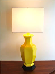 Yellow Side Table Uk Modern Young People And The Use Of Yellow Table Lamp U2014 All Home