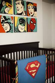 Superman Bedroom Ideas by The Best Geek Themed Baby Nurseries And Nursery Decorations