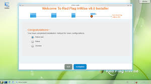 Flag In Computer Darbar Linux Red Flag Inwise 8 0 Review International Appeal