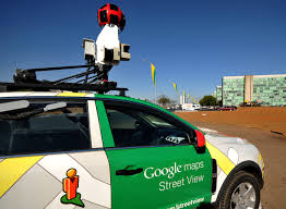 Street View Google Map Google Street View Mocked For Blurring The Face Of A Cow Time
