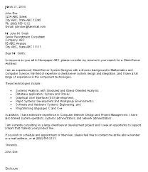 cover letter for architect best cover letters for work experience 21 for your cover