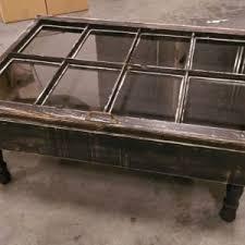 Industrial Rustic Coffee Table Furniture Industrial Rustic Coffee Table With Concrete Flooring