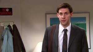 jim halpert hairstyle an appreciation blog first occurrence of jim with his new haircut
