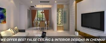 Interior Designers In Chennai by Home Interiors In Omr Ecr Civil Contractor False Ceiling In Omr